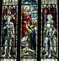 Heaton, Butler & Bayne: St George and St Michael.