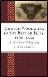 Church Woodwork of the British Isles on Amazon.co.uk
