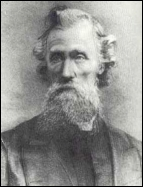 The Reverend Wickham Tozer of St Nicholas Street chapel
