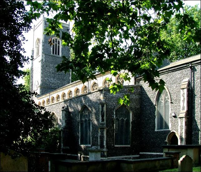 St clements church ipswich uk webcam