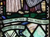 follow me and I will make you fishers of men by Margaret Rope