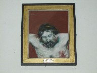Head of Christ by Maggi Hambling