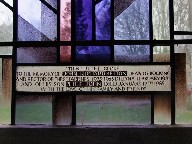 John Richard Betton memorial window