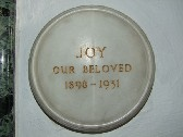 Joy our Beloved