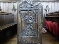 bench end