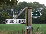 Boulge Church