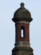 Boxted chimney