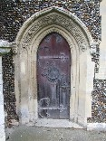 chancel door