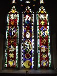 Drury's east window