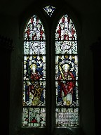 Kempe: St Lawtrence and St Stephen