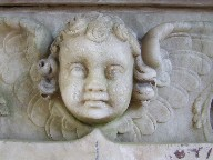 Christmas Brothers' cherub