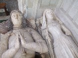 John de la Pole, Duke of Suffolk and his wife Elizabeth Plantagenet