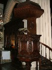 18th century pulpit