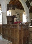 three-decker pulpit