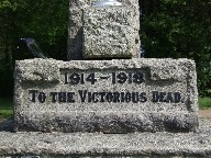the victorious dead