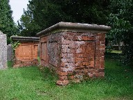 brick tombs