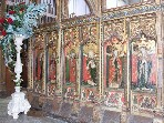 rood screen (south)