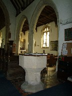 font and south arcade
