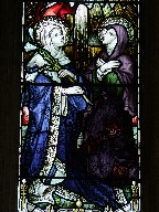 Blessed Virgin and St Clare