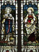 St Genevieve and St Elizabeth