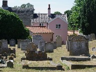 churchyard cottages