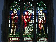 Faith, Charity, Hope by Edward Burne-Jones