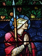 Centurion as Faith by Edward Burne-Jones