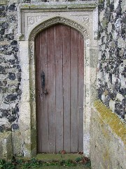 north transept doorway