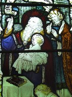 Presentation in the Temple: Simeon, Anna and the Christ child