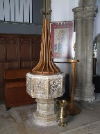 Frederick Gibberd font cover