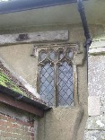 late medieval window