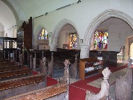 south aisle