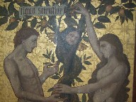 Tree of Knowledge: Adam and Eve