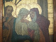Visitation: Mary and Elizabeth