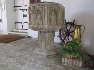 font and wheel