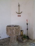 font and anchor