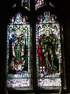 St Cuthbert and St George