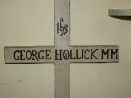 George Hollick MM