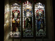 Daye memorial window