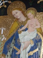 Blessed Virgin and Christ child