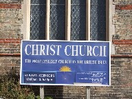 The most easterly church in the British Isles