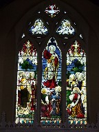 The most easterly stained glass in the British Isles