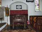 Rector's pew