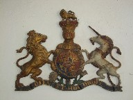 royal arms