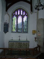 south aisle chapel