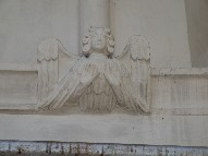 frieze angel