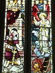 St Longinus and the angel