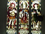 St Longinus, St Denys and St Stephen