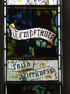 temperance, faith, meekness