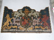 royal arms of Elizabeth I